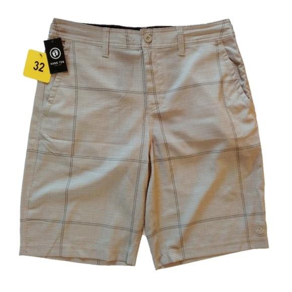 9398bc71f9 Hang Ten Shorts | Tan Board 10 Swim Suit Beach Surf | Poshmark